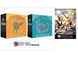 Pokemon Ultra Prism Elite Trainer Box Dusk Mane & Dawn Wings + Prereleas... - $139.99