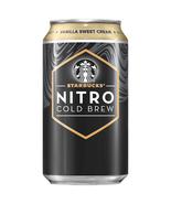 Nitro Cold Brew Vanilla Sweet Cream 9.6 Fl oz Can 8 Pack NEW - $36.38