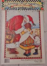 Vtg Mary Engelbreit Christmas Iron On Transfer WISHES Daisy Kingdom 6533... - $14.49
