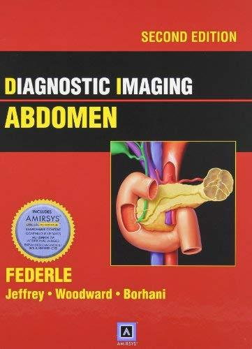 Primary image for Diagnostic Imaging: Abdomen: Published by Amirsys [Dec 02, 2009] Federle, Michae