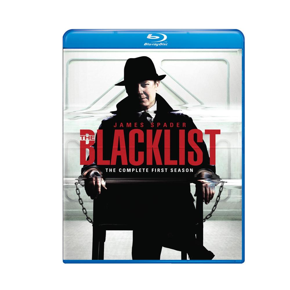 Blacklist season 1 blu ray