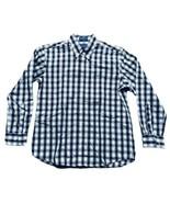Pendleton Long Sleeve Men's Button Down Shirt Size Medium  - $21.78