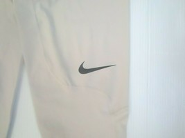 Nike Men PRO Premium Tights Pants - 928996 - Sand 008 - Size L - NWT image 2
