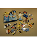 Melissa & Doug Magnetic Pretend Play Joey 6 Outfits 26 Magnetic Pieces 3550 - $18.14