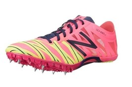 New Balance Women's Sprint Spike Cleat Shoe 12 Pink Track and Field Running - $29.69