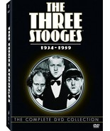 The Three Stooges Collection (1934 - 1959) - $64.06