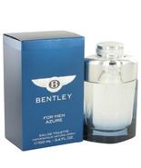 Bentley Azure by Bentley Eau De Toilette Spray 3.4 oz for Men - $38.95