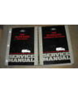 1995 Ford ECONOLINE VAN E Service Shop Repair Workshop Manual Set OEM FA... - $89.09