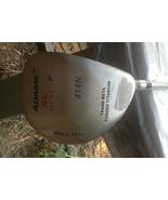 Adams SC Series 814N Faldo 9 Degree Driver Graphite S Flex Shaft RH - $25.00