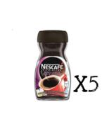 Nescafe Rich French Vanilla Instant Coffee 5 x 100g Canadian FRESH - $74.24