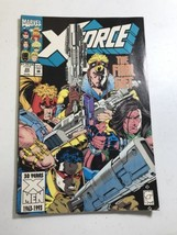 Marvel Comic Book, X- Force, The Final Gift, May 1993 #22 - $5.35
