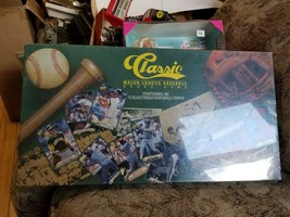 Classic Major League Baseball Board Game 100 Baseball Cards 1987 NIB Sealed - $98.99