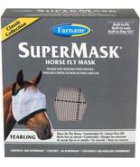 FARNAM FLY MASK SUPER MASK ENGLISH OR WESERN YEARLING / PONY SIZE HORSE - $14.90