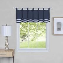 "Achim Home Furnishings Achim Home Imports Dakota Window Curtain Valance, 58"" x 1 - $29.70+"