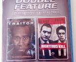 TRAITOR+RIGHTEOUS KILL Blu-ray
