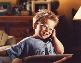 Jonathan Lipnicki in-person autographed photo - $175.00