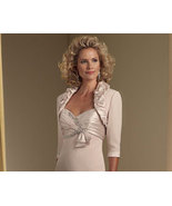 #111906 Custom Mother of The Bride Gowns, 2 pc ... - $427.50