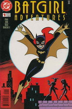 Batgirl Adventures, The #1 VF; DC | save on shipping - details inside - $78.99