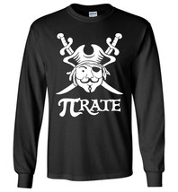 Pi-rate Pi Day Long Sleeve - $12.95+