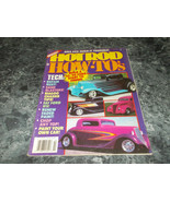 Hot Rod How To's Magazine Volume 2 1992 Home Sand Blasters - $2.99