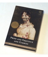 SC book Pride and Prejudice and Zombies by Jane Austen and Seth Grahame-... - $3.00