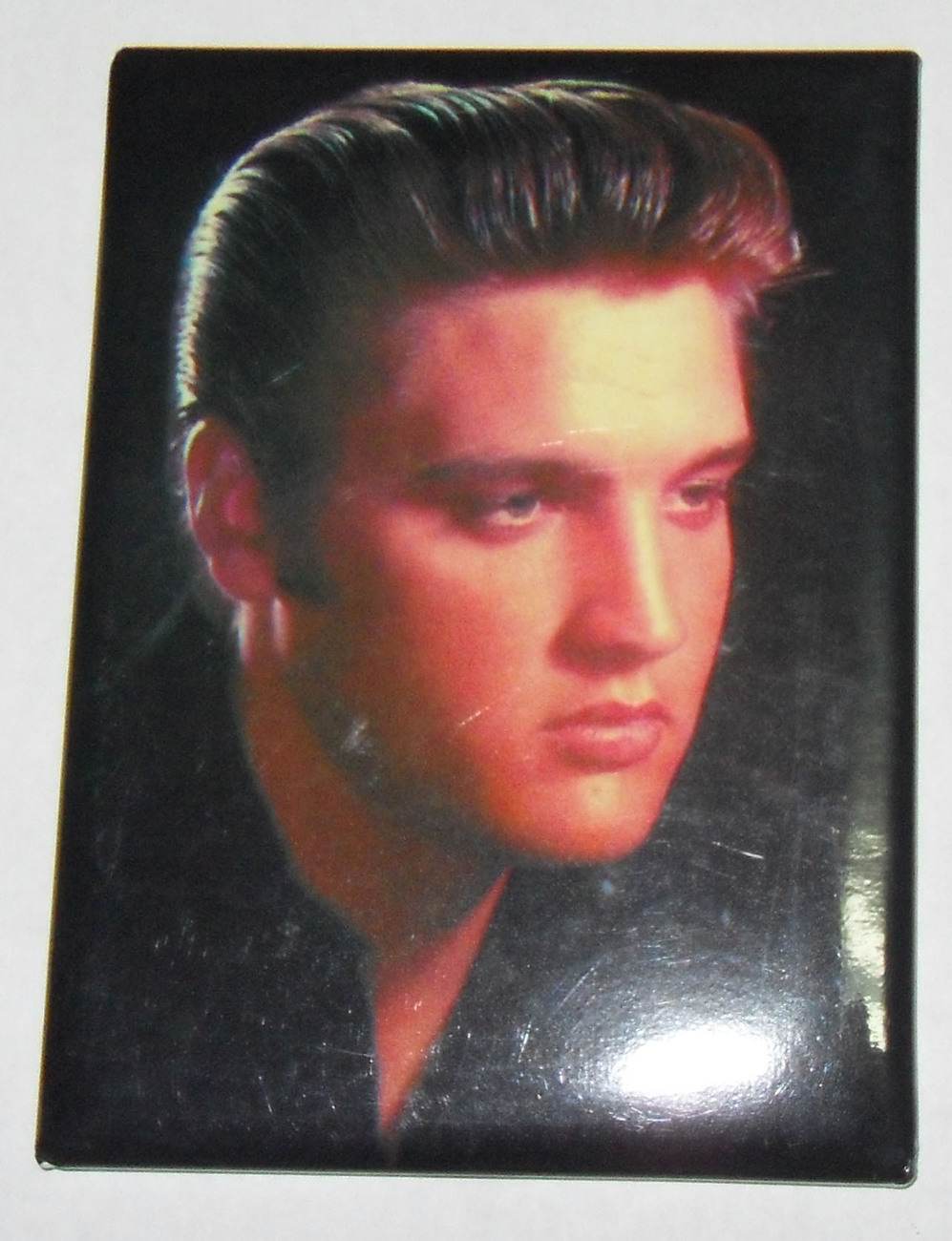 Elvis Picture Magnet