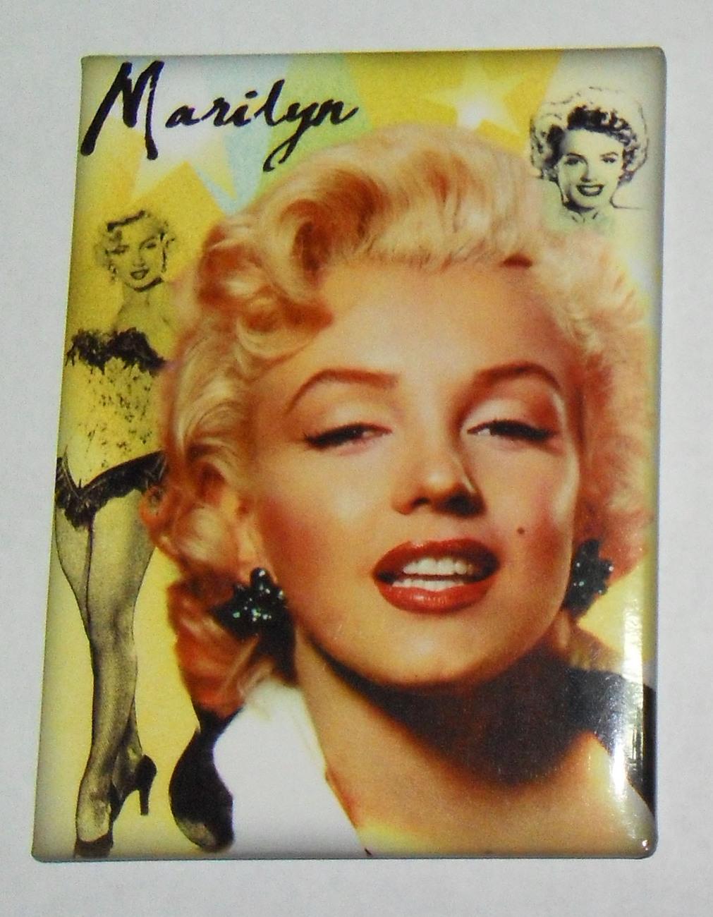 Marilyn Monroe Magnet