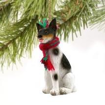 Conversation Concepts Rat Terrier Original Ornament - $9.99