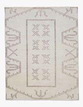 Lulu and georgia 8x10 9x12 10x14 Rehya Wool Handmade Knotted Rug - $1,099.00+