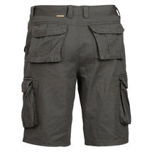 Men's Cotton Multi Utility Pockets Relaxed Fit Casual Outdoor Army Cargo Shorts image 8