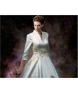 #B2028 - 3/4 sleeve ball gown - Special Occasio... - $675.00