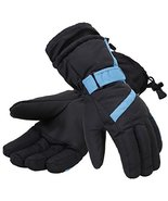S Size Men Winter Warm Sports Windproof Waterproof Thinsulate Ski Gloves... - $27.72