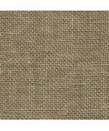 FABRIC CUT 32ct confederate grey linen 9x27 for... - $13.00