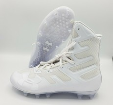 Under Armour Highlight MC High Mens Size 8 Football Cleats White 3000177-100 - $36.63