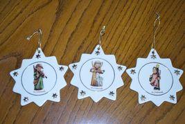 Hummel Ornaments Stars Angels Ceramic Lot of 3 - $14.95