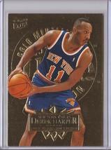 1995-96 Fleer Ultra Gold Medallion Derek Harper #118 Basketball Card - $3.75