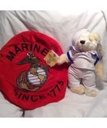 NEW Herrington Teddy Bears Marines Set  - $39.60