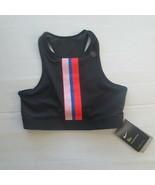 Nike Women Gym Elastic Sports Bra - BV0646 - Black 010 - Size S - NWT - $31.99