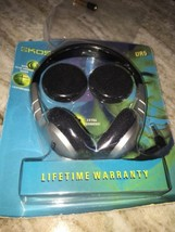 Koss Featherweight UR5 Headband Headphones - Silver/Black Lifetime Warra... - £12.35 GBP