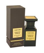 Tom Ford Tobacco Vanille Eau De Parfum Spray (unisex) 1.7 Oz For Men  - $375.81
