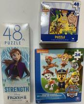 Disney's Toy Story 4  48 piece Puzzle Set Frozen ll 48 Piece Puzzle - $14.99
