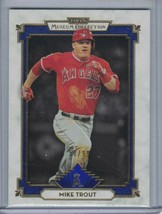MIKE TROUT 2014 Topps Museum Collection Blue #58/99 #64 (D3938) - $26.96