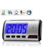 Spy Clock Security Hidden DVR Camera Motion Detector DV Brand New  - $24.95