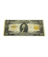 FR-1187 1922 Series $20 Washington Gold Certificate VG to F - £193.18 GBP