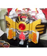 Power Rangers Ramurai Shogun Belt Buckle & belt Very Rare & hard to find... - $79.99