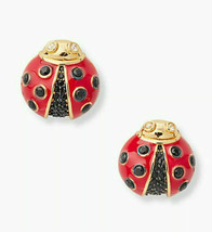 Kate Spade Ladybug Stud Earrings NWT - $35.00