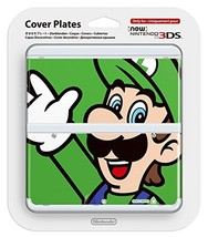 USED NEW Nintendo 3DS Face Places No.002 Luigi - $20.09