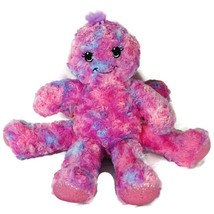 Build A Bear Stuffed Plush Tie Dye Octopus 18 inch Stuffed Plush Toy Animal - $13.05