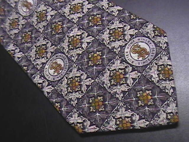 Sutter Home Neck Tie Silk Limited Edition Sutter Home Winery Since 1980