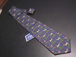 Allegora by M La Hart Silk Neck Tie Never Used and Unworn with Retail Tag - $12.99